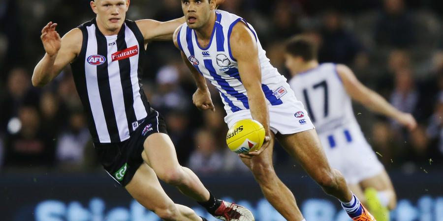 Wells joins Magpies in three-year AFL deal