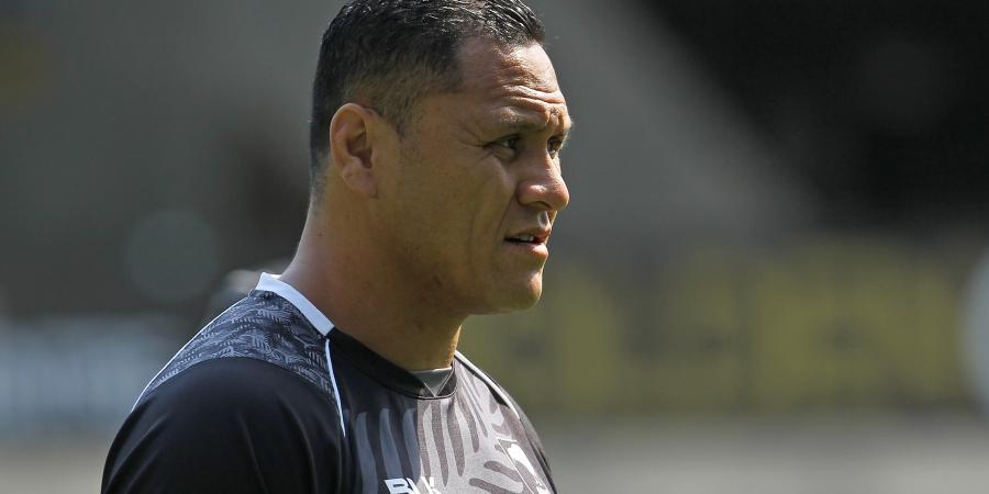 Kidwell to bring aggression, passion to NZ