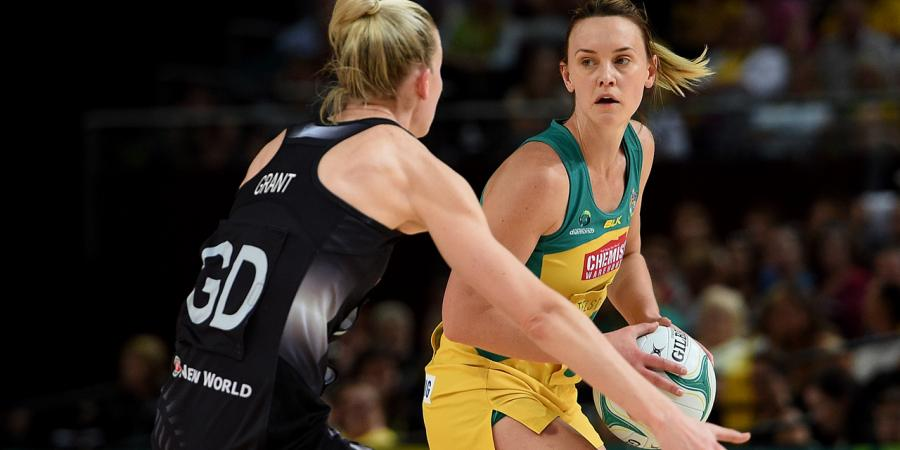 Diamonds out to strangle NZ netball attack