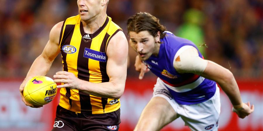 Mitchells in AFL trade mix for busy Hawks