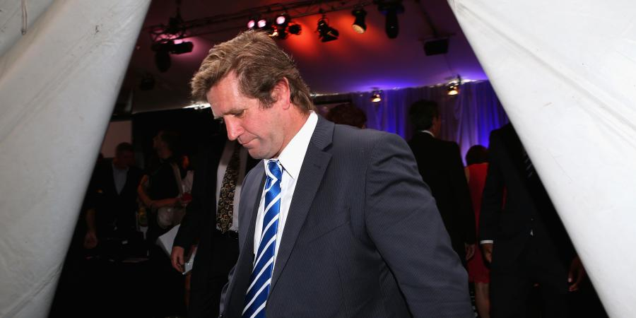 Canterbury board discuss Des Hasler