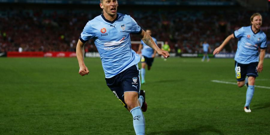 Holosko relishing Sydney FC's new attack