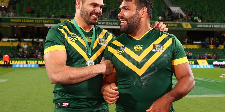 Inglis is Australia's Four Nations key