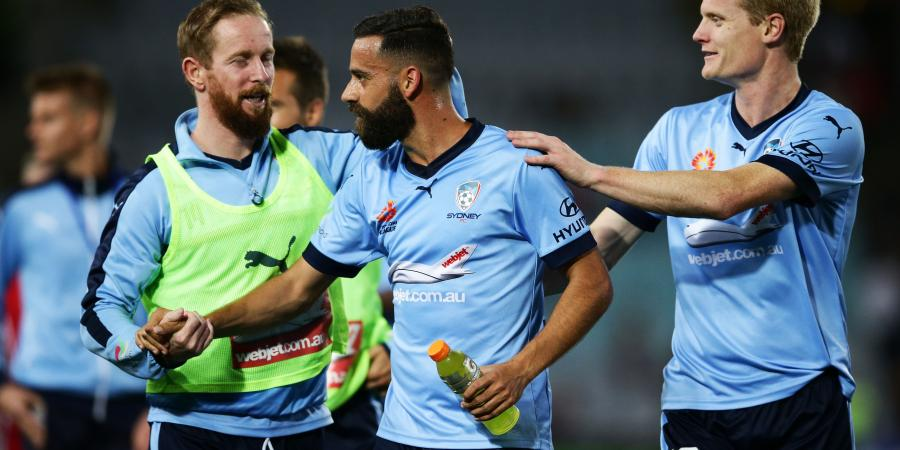 Brosque credits new boys for A-League form