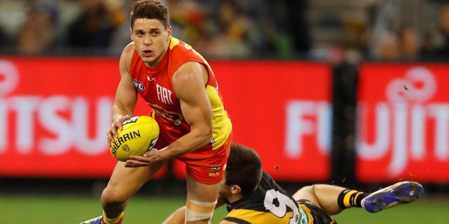 Richmond snare Prestia from Gold Coast AFL