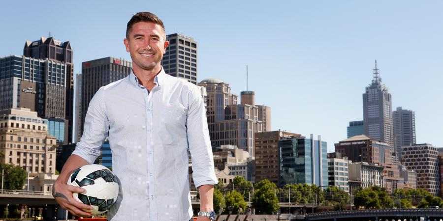 Harry Kewell earns top Aus football honour