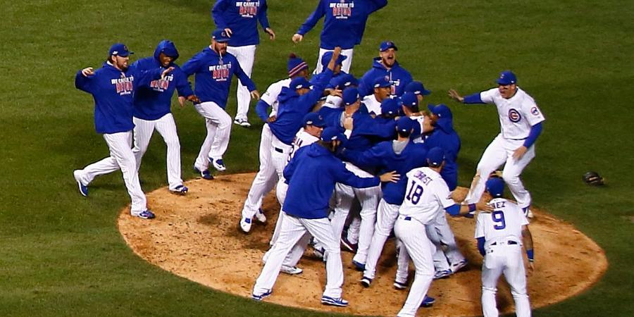 Did you hear? The Chicago Cubs aren't done yet.