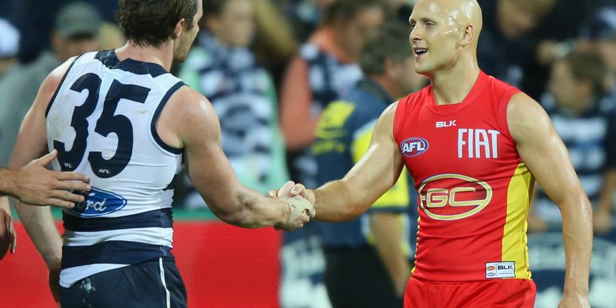 Ablett's Geelong hopes short-lived: Cats