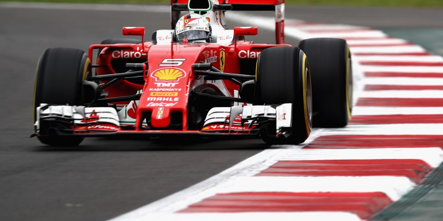 F1: Cool conditions in Mexico as Vettel goes fastest