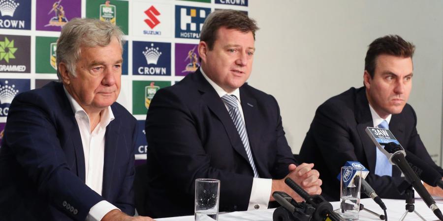 NRL blasted over minor premiership money