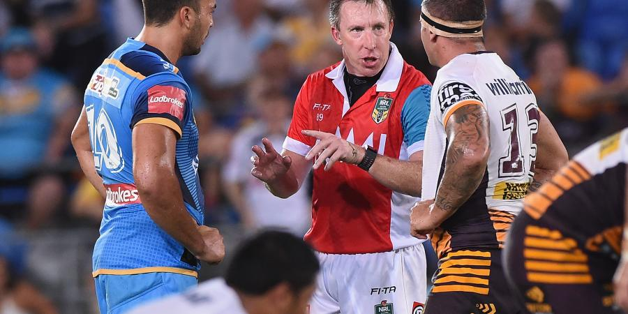 Titan James not fazed by NRL penalty woes