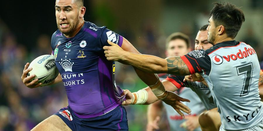 Upside to Storm prop's NRL ban: Bromwich