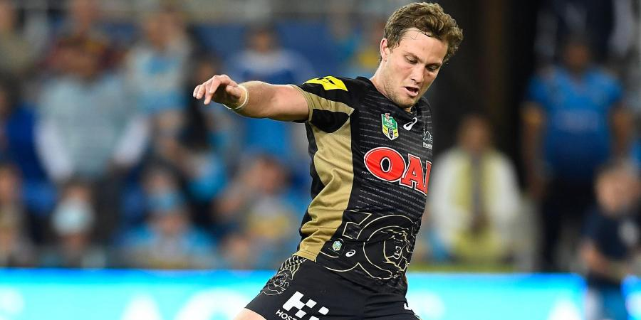 Magic Moylan leads Panthers over Manly