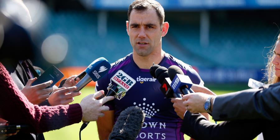 No more drama, Smith urges NRL players
