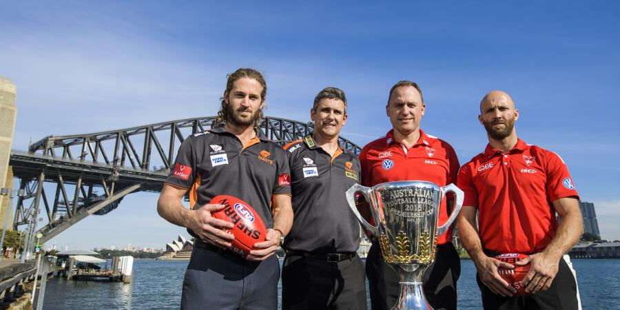 Biggest Aussie rules weekend for Sydney