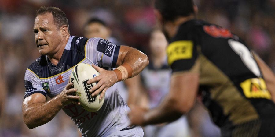 Cowboys' Scott doubt for final