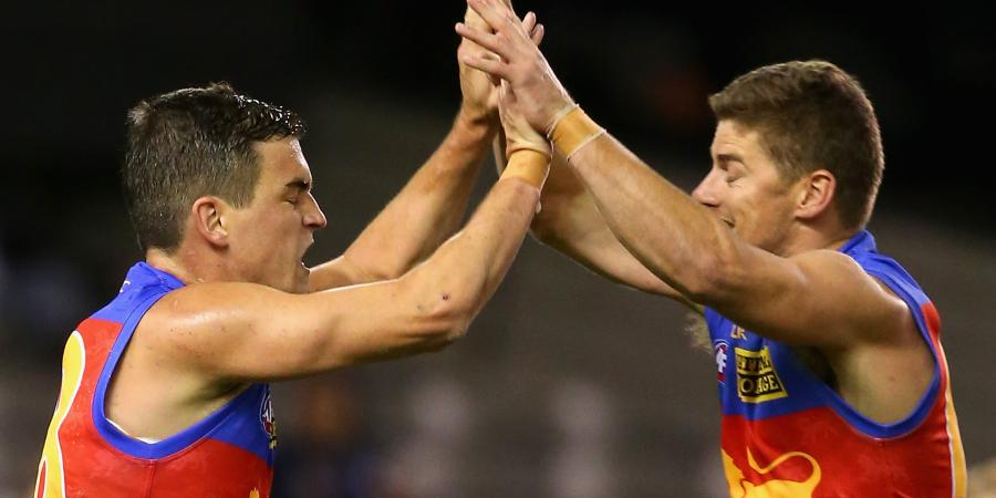 Zorko backs Rockliff as AFL Lions' captain