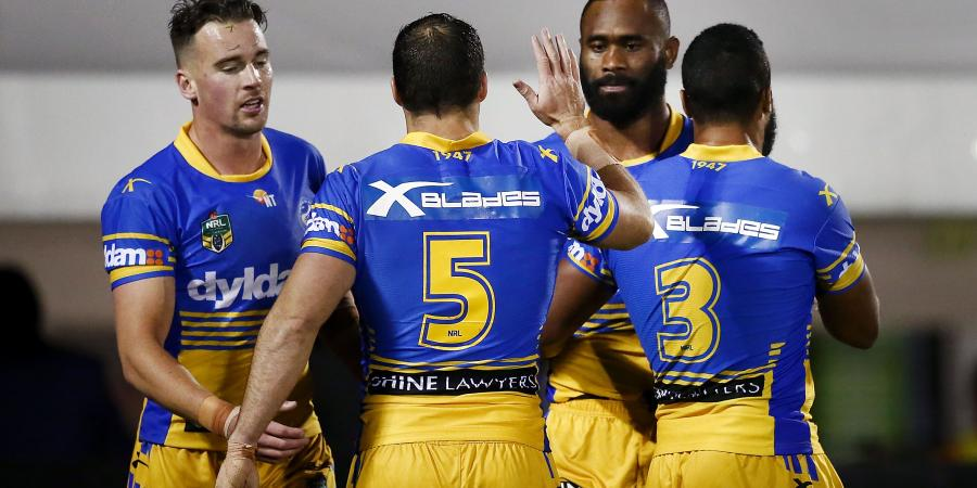 Eels finish 2016 NRL season on a high