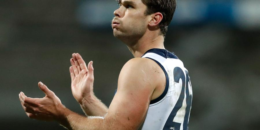 Hawkins to play leading AFL role for Cats