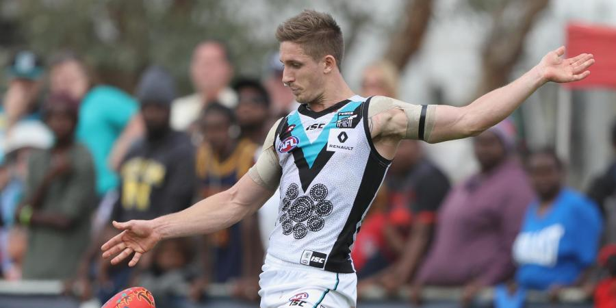 Hartlett deciding whether to stay at Port