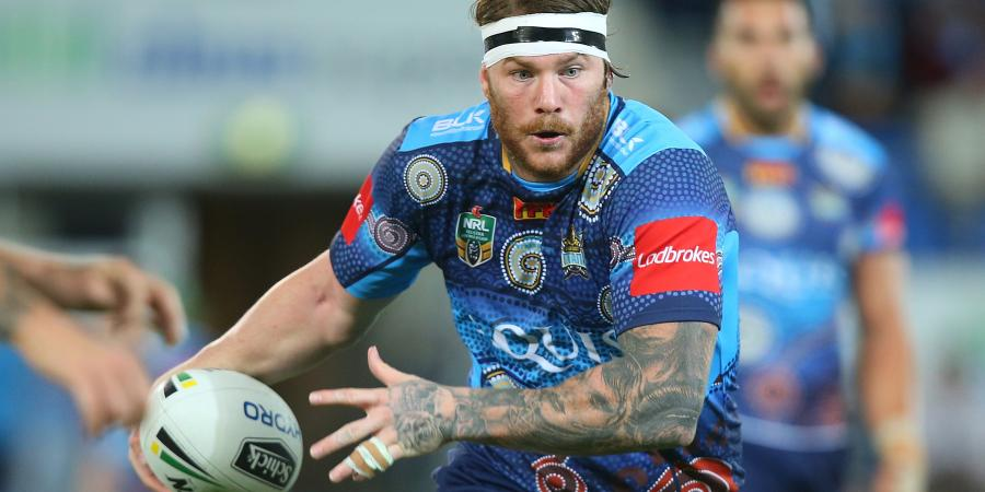 McQueen seeks NRL finals focus from Titans