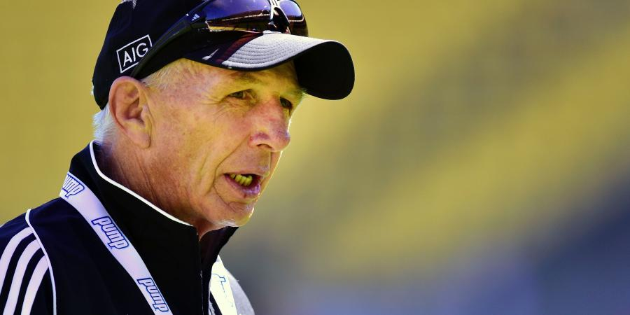 Tietjens stands down as NZ sevens coach