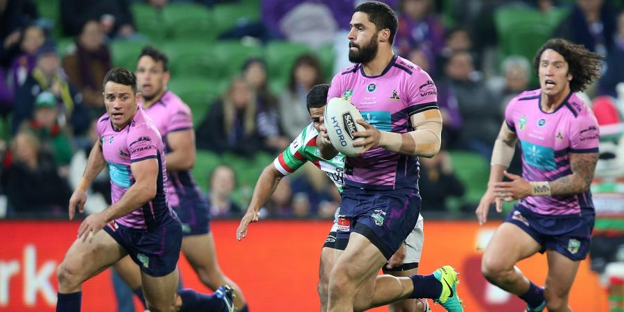 Bromwich is the NRL's best forward: Smith