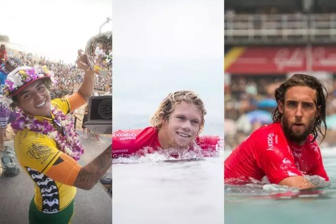 2016 Surfing World Title race comes down to Florence, Medina, Wilkinson