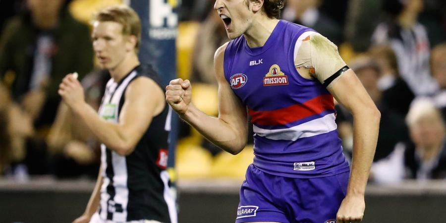 Young Dogs star up for AFL finals fight