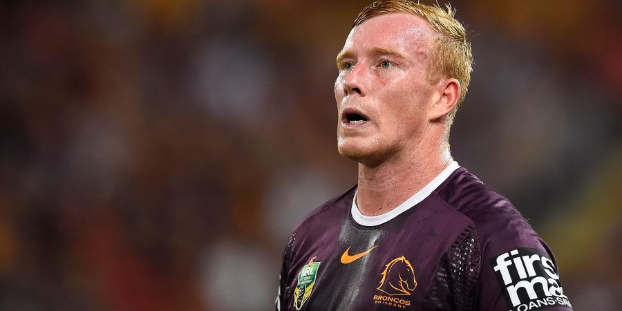 Broncos' back Reed retires from NRL