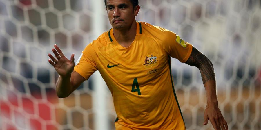 Supersub Cahill earns Socceroos win