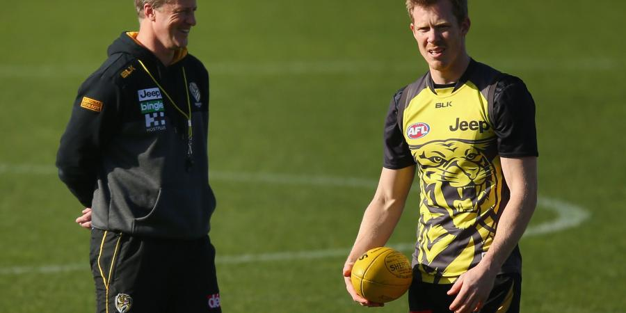 Tigers AFL board doing good job: Riewoldt
