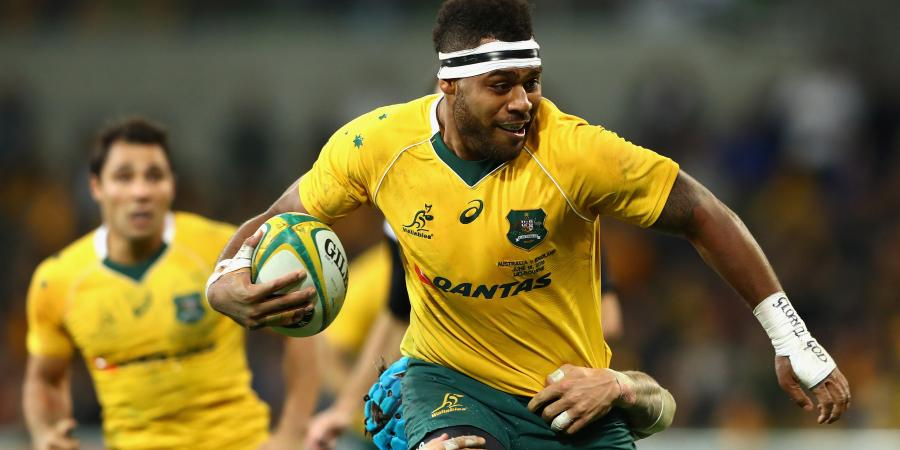 Kerevi keen to make Wallaby No.13 his own
