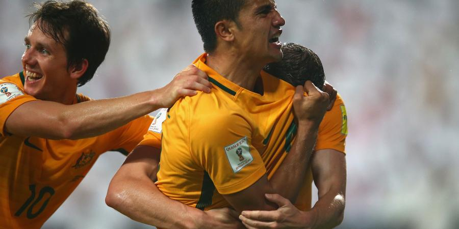 Socceroos on right road to Russia