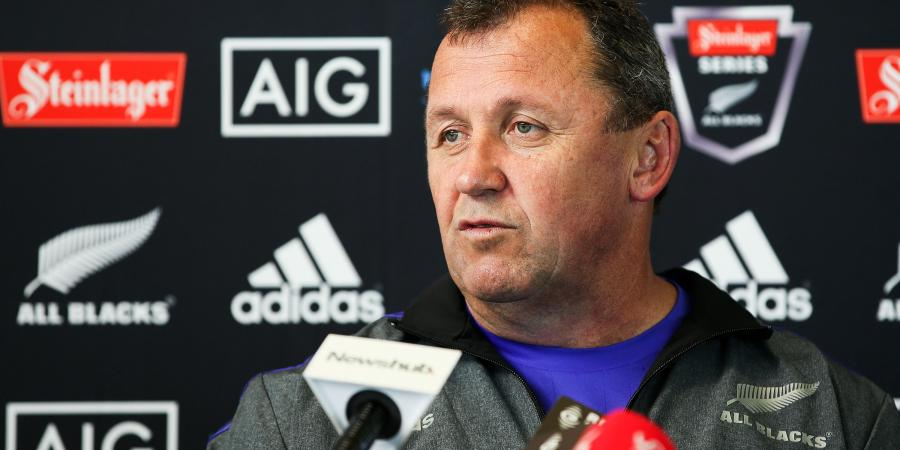 All Blacks' best yet to come: Foster