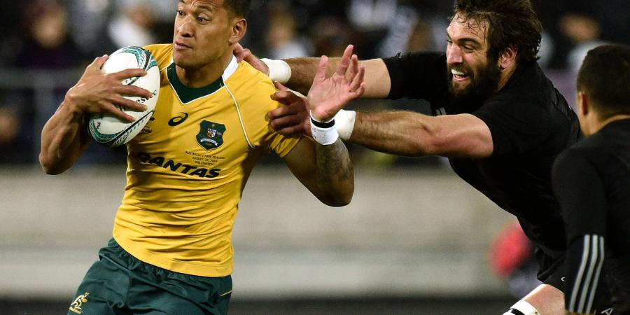 Izzy moving? No chance, says Cheika