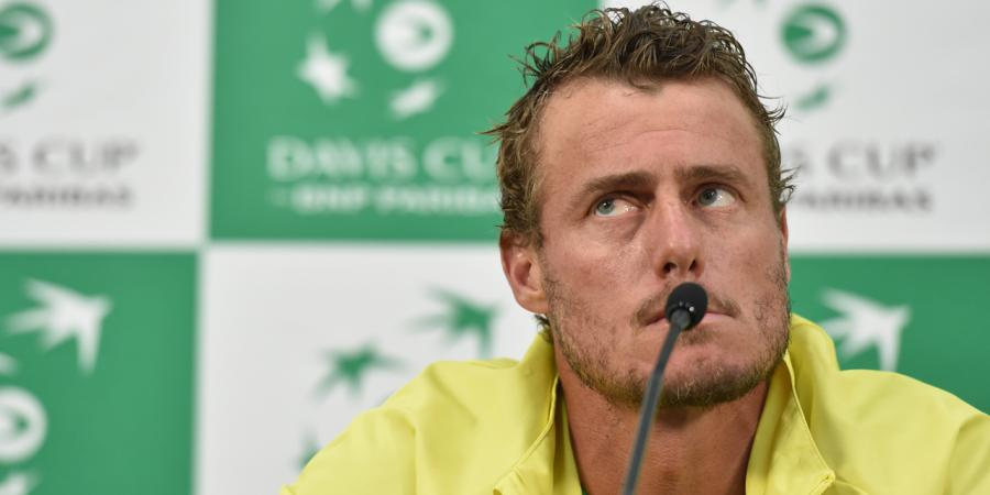 Hewitt's Davis Cup hopes for Kyrgios