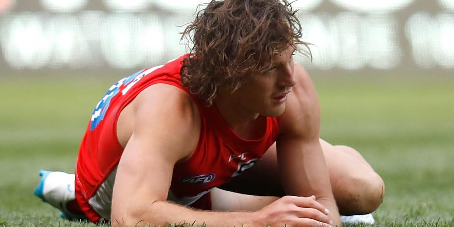 Swans lose Tippett and Mills for AFL semi
