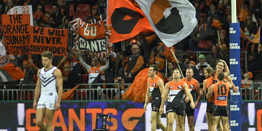 Venue no issue for GWS home final: AFL