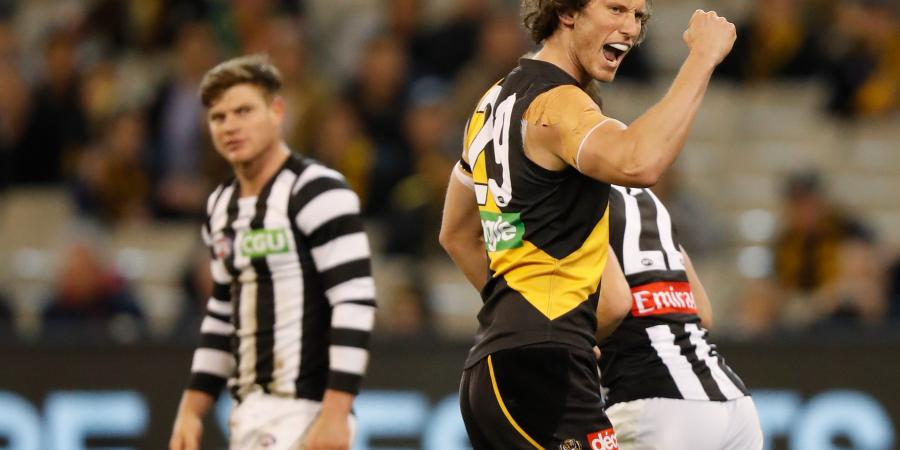 Tigers boss backs Vickery in AFL