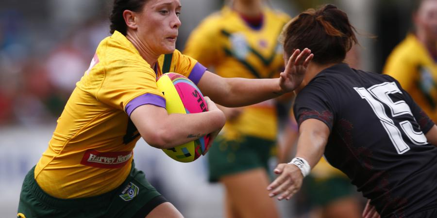 Women's RL World Cup in scheduling coup