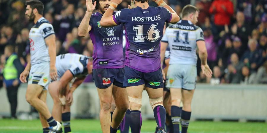 Size matters for Storm forwards