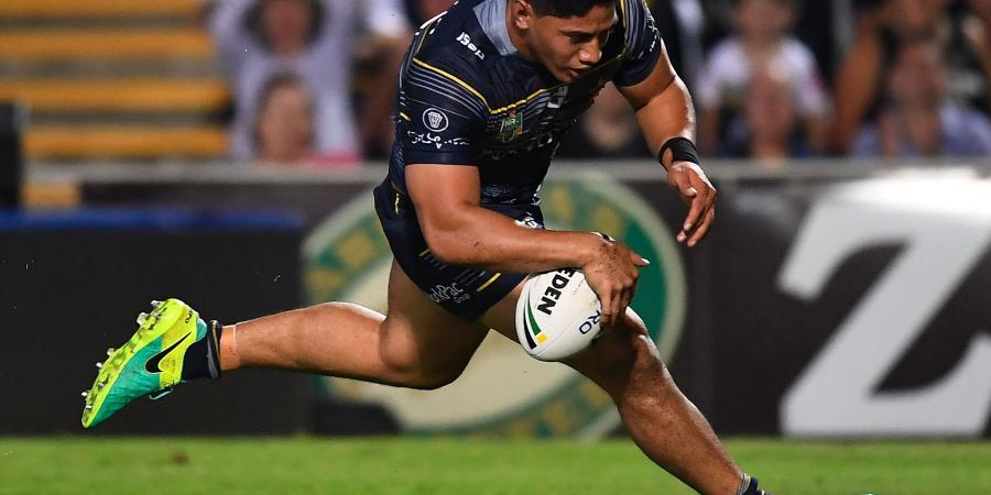 NRL Cowboy Taumalolo vows to move on