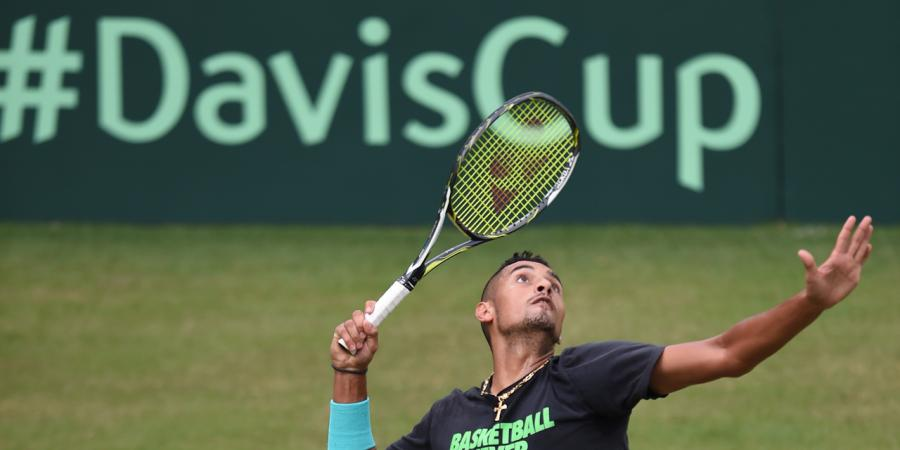 Kyrgios optimistic about Davis Cup