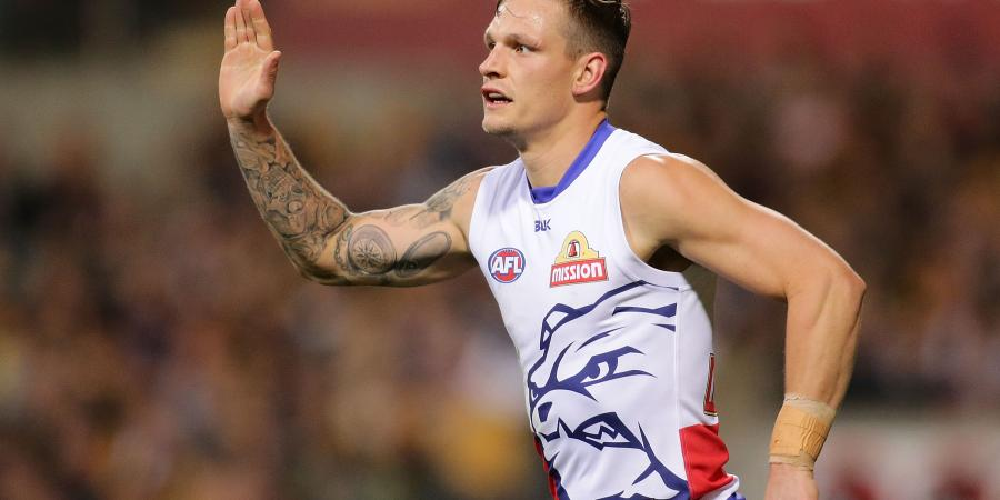 Luckless Bulldog Smith embraces AFL return