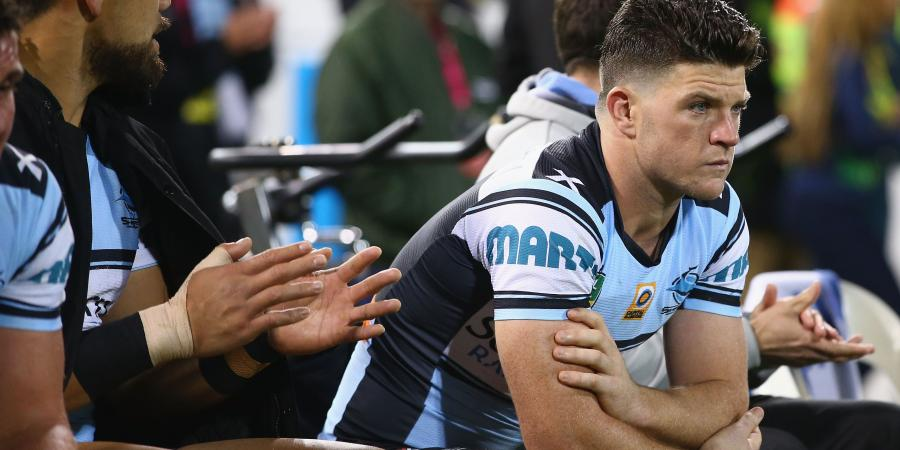 Townsend to bounce back from NRL hooking