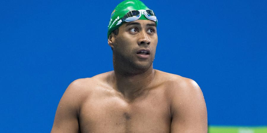Paralympian 'Shark Boy' ally of attacker
