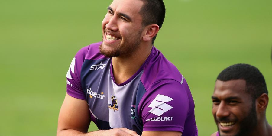 Storm lose Asofa-Solomona for season
