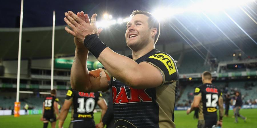 Penrith can win NRL premiership: Merrin
