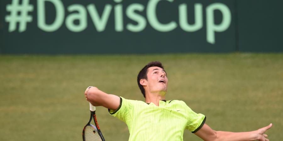 Tomic's plan to cut back in 2017